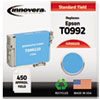 Innovera Innovera Remanufactured T099220 (99) Ink, 450 Page-Yield, Cyan IVR 99220