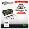 Innovera Innovera Remanufactured 99A1970 (T610) Maintenance Kit, 100000 Yield IVR 99A1970