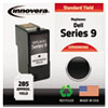 Innovera Innovera Remanufactured MK990 (Series 9) Ink, 285 Yield, Black IVR 9SMK992