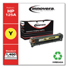 Innovera Innovera Remanufactured CB542A (125A) Laser Toner, 1400 Yield, Yellow IVR B542A