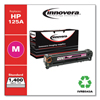 Innovera Innovera Remanufactured CB543A (125A) Laser Toner, 1400 Yield, Magenta IVR B543A