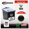 Innovera Innovera Remanufactured CC635A (701) Ink, 350 Page-Yield, Black IVR C635A