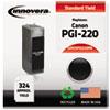 innovera: Innovera Remanufactured 2945B001 (PGI220) Ink, 324 Yield, Black