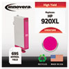 Innovera Innovera Remanufactured CD973AN (920XL) Ink, 700 Page-Yield, Magenta IVR D973ANC