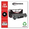 Innovera Innovera Remanufactured CE278A (78A) Laser Toner, 2100 Yield, Black IVR E278A