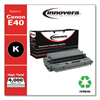 Imaging Supplies and Accessories: Innovera Remanufactured, 1491A002AA (E40) Toner, 4000 Yield, Black