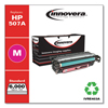 Imaging Supplies and Accessories: Innovera Remanufactured CE403A (M551) Toner, 6000 Page-Yield, Magenta