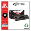 Imaging Supplies and Accessories: Innovera Remanufactured CE505A (05A) Laser Toner, 2300 Yield, Black