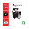 ink cartridges: Innovera Remanufactured 1509B002 (PGI35) Ink, 191 Yield, Black