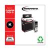 ink cartridges: Innovera Remanufactured 0628B002 (PGI5BK) Ink, 500 Yield, Black