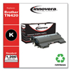 Innovera Innovera Remanufactured TN420 Laser Toner, 1200 Page-Yield, Black IVR TN420