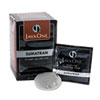 Java Trading Co. Distant Lands Coffee Coffee Pods JAV 60000