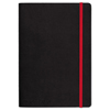 Mead Black n Red™ Black Soft Cover Notebook JDK 400065000