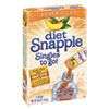 Snapple Snapple Diet Iced Tea Drink Mix Singles JLS 33616