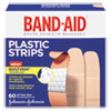 Wound Care: BAND-AID® Plastic Adhesive Bandages