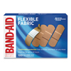 Hypodermic Needles Syringes With Safety: BAND-AID® Flexible Fabric Adhesive Bandages