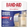 J.M. Smucker Co. BAND-AID® Tru-Stay Sheer Strips Adhesive Bandages JOJ 4669