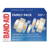 Wound Care: BAND-AID® Sheer/Wet Flex Adhesive Bandages