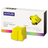 Katun Katun KAT38706 Phaser 8400 Compatible, 108R00607 Solid Ink, 3400 Yld, 3/Box, Yellow KAT 38706