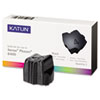 Katun Katun KAT38707 Phaser 8400 Compatible, 108R00604 Solid Ink, 3400 Yld, 3/Box, Black KAT 38707