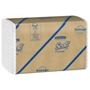 paper towel, paper towel dispenser: SCOTT® C-Fold Towels