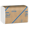 paper towel, paper towel dispenser: Kimberly Clark Professional SCOTT® Multi-Fold Towels