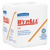 Hand Wipers & Rags: WYPALL* L40 Quarterfold Wipers