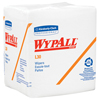 cleaning chemicals, brushes, hand wipers, sponges, squeegees: WypAll* L30 Quarterfold Wipers