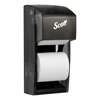 Double Roll Tissue Dispenser