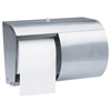 Bathroom Tissue & Dispensers: Double Roll Coreless Tissue Dispenser