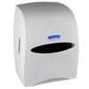 paper towel, paper towel dispenser: Kimberly Clark Professional Sanitouch™ Hard Roll Towel Dispenser