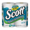 SCOTT® Rapid Dissolve Bath Tissue