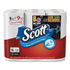 Bathroom Tissue & Dispensers: Scott® Choose-A-Size Mega Roll Paper Towels