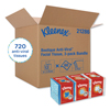 Kimberly Clark Professional Kleenex® BOUTIQUE* Anti-Viral Facial Tissue KCC 21286CT