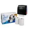 Scott® Slimroll* Starter Kit - Dispenser + 2 Rolls