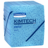 cleaning chemicals, brushes, hand wipers, sponges, squeegees: Kimberly Clark Professional KIMTECH PREP* KIMTEX* Quarterfold Wipers
