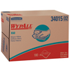 cleaning chemicals, brushes, hand wipers, sponges, squeegees: WypAll* X60 Wipers BRAG* Box
