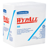cleaning chemicals, brushes, hand wipers, sponges, squeegees: WYPALL* X60 Quarterfold Wipers