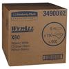 Kimberly Clark Professional WYPALL* X60 Wipers Flat Sheet KCC 34900
