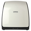 paper towel, paper towel dispenser: Kimberly Clark Professional MOD Touchless Manual Towel Dispenser