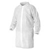 Kimberly Clark Professional KleenGuard A10 Light Duty Lab Coats KCC 40104