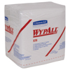 cleaning chemicals, brushes, hand wipers, sponges, squeegees: WYPALL* X70 Manufactured Quarterfold Rags