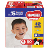 Kimberly Clark Professional Huggies Snug & Dry Diapers KCC 43114