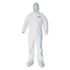 Kimberly Clark Professional KleenGuard A40 Zipper Front Liquid and Particle Protection Coveralls KCC 44333