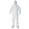 Kimberly Clark Professional KLEENGUARD* A40 Elastic-Cuff Hood and Boot Coveralls KCC 44336
