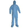 Kimberly Clark Professional KLEENGUARD* A65 Elastic-Cuff Hood & Boot Flame-Resistant Coveralls KCC 45356