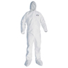 Kimberly Clark Professional Kleenguard A30 Breathable Splash & Particle Protection REFLEX Coveralls KCC 46124