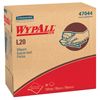 cleaning chemicals, brushes, hand wipers, sponges, squeegees: WYPALL* L20 Wipers POP-UP* Box