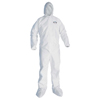 Kimberly Clark Professional KLEENGUARD* A20 Elastic Back and Cuff Hood and Boot Coveralls KCC 49124