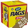 Kimberly Clark Professional SCOTT® Rags in a Box KCC 75260CT-PL